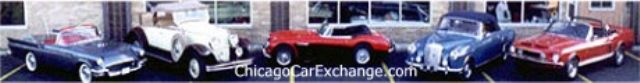 Visit Chicago Classic Cars Website