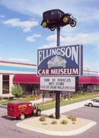 Visit Ellingson Car Museum and Sales Website
