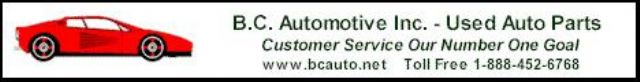 Visit B.C.Automotive,Inc Website